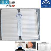 《海夫健康生活館》添大興業 斜坡板 二片折合式/輕量鋁合金/寬72長120公分(TT-72-120)