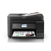 《EPSON》L6190 雙網四合一連續供墨印表機 列印/掃描/傳真/影印