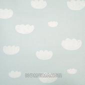 韓國可愛雲朵水貼壁紙_MG-WT39301-1A(46cm*2.5M)