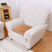 《格藍傢飾》AIR Fit晶絲絨支撐保暖坐墊(1人)