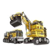 8合1積木(巨型挖掘機)