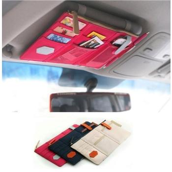 17MALL 車用遮陽板置物袋(車用遮陽板置物袋)