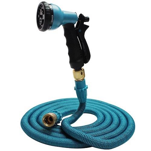 高壓一體式8段彈力伸縮水管(15米)