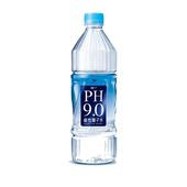 《統一》PH9.0 鹼性離子水 800mlx20瓶/箱(1箱)