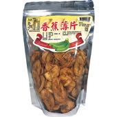 泰國香蕉薄片(180g/包)