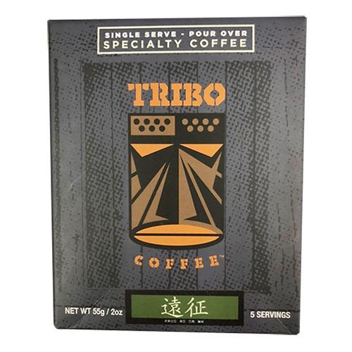 TRIBO COFFEE濾掛式咖啡(遠征)(11g*5)