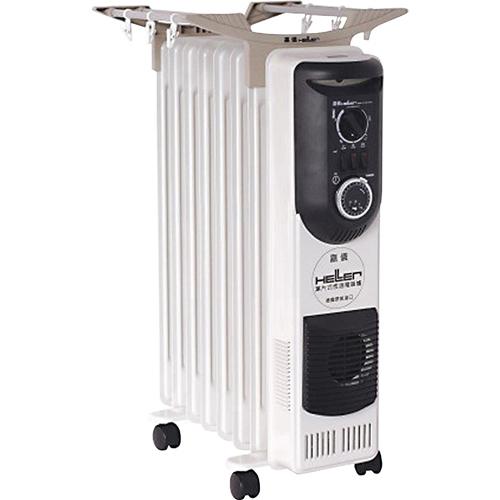 《嘉儀 HELLER》12葉片機械式電暖爐 KE212TF