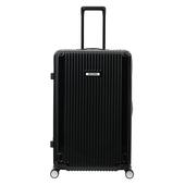 《CENTURION 百夫長》超級百夫長系列-29吋拉鍊款行李箱(拉瓜地亞黑U_S_LGA_29)