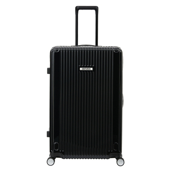 《CENTURION 百夫長》超級百夫長系列-27吋拉鍊款行李箱(拉瓜地亞黑U_S_LGA_27)