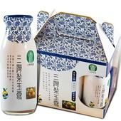《苗栗三灣鄉農會》三灣梨玉露禮盒(200mlX6罐/盒)