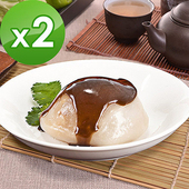 《樂活e棧》素肉圓+醬(6顆/袋)-全素(2袋)