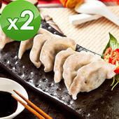 《樂活e棧》全麥水餃(15顆/包)-全素(2包)