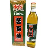 《東茂》100%苦茶油(520ml/瓶)