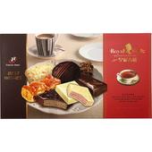 《宏亞》77皇家春禧綜合餅乾禮盒(591g)