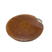原木圓砧板-大(直徑33X厚2cm±5%)