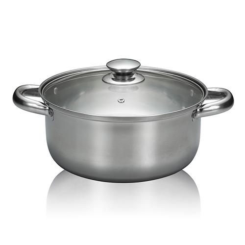 《西華》不鏽鋼湯鍋(22cm)