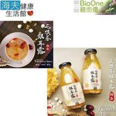 《海夫健康生活館》BioOne 碧而優 花旗蔘銀耳露(300ml/瓶,共24瓶)