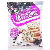《原味巡禮》紫菜夾心蘇打餅乾(144g/包)