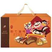 《宏亞》77甜心滋味綜合禮盒(480g)