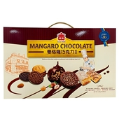《義美》曼格羅巧克力禮盒(478g/盒)