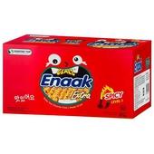 《韓國Enaak》韓式小雞麵-香辣味28g*24包/盒 $220