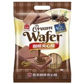 《義美》咖啡夾心酥(400g/包)