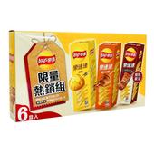 《樂事》洋芋片限量熱銷組(360g/包)