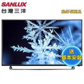 《SANLUX 台灣三洋》50型4K液晶顯示器+視訊盒SMT-50KU1(送基本安裝)