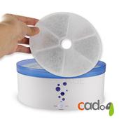 《Cadog卡多樂》智慧寵物飲水器第二代濾心CP-W109-2(濾心賣場)