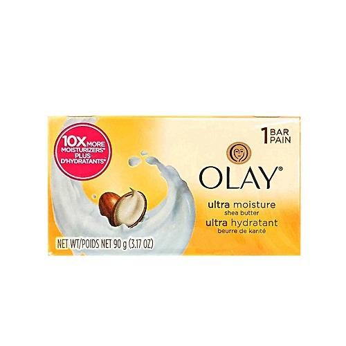 《OLAY》保濕護膚香皂乳油木果油(90g)