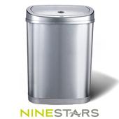 《美國NINESTARS》感應式分類垃圾桶 DZT-42-22R