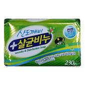 《韓國山鬼怪》洗衣皂(天然抗菌230g)