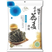 《玉民》黃金蕎麥海苔薄燒-40g/包(原味)