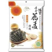 《玉民》黃金蕎麥海苔薄燒-40g/包(芝麻)