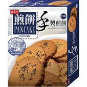 《即期2020.08.02 盛香珍》芝麻煎餅(210g/盒)