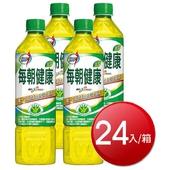 《御茶園》每朝健康綠茶(650ml*24瓶/組)
