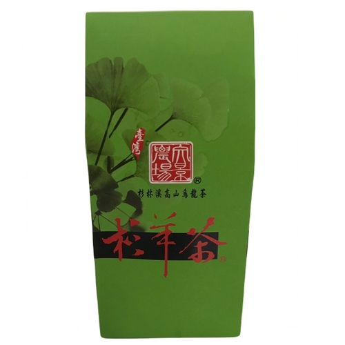 杉林溪高山烏龍茶(茶包盒裝)(25袋/盒)