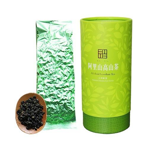 台灣嚴選阿里山高山茶(100g/罐)