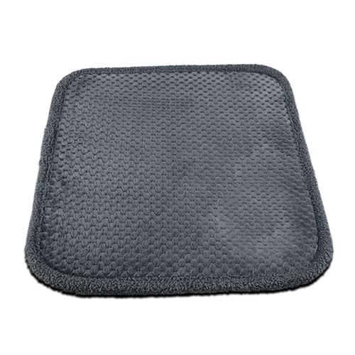 超柔波蘿格沙發坐墊(灰 50x50cm)