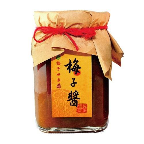 《梅農》梅子醬手工(460ml±5%/罐)