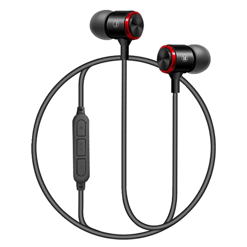 《Hong Jin 宏晉》運動藍芽耳機 HJM-01(黑色)