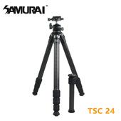 《SAMURAI》TSC 24碳纖維腳架
