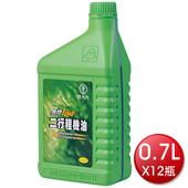 《國光牌》無煙120二行程機車專用油(0.7L*12入)