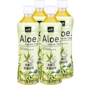 《萃樂口》蘆薈綠茶(530ml*4瓶/組)