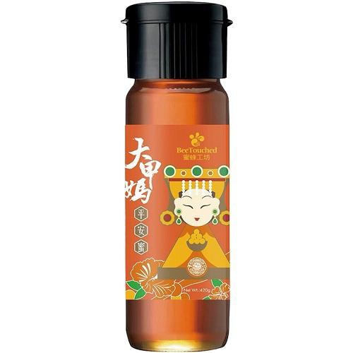 《蜜蜂工坊》大甲媽平安蜜(420g)