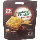 《ZESS》三明治夾心-巧克力風味(288g)