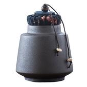《SCENEAST》中式鐵銹茶葉罐(5.5*H9.5cm)