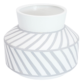 《halla malmo》Sami 裝飾陶瓷花瓶-寬(HPLX0245CW2)
