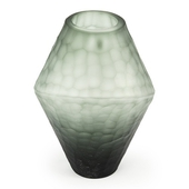 《SCENEAST》Fan 梵宇切面裝飾玻璃花瓶-中(080116)