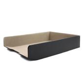 《Novella Amante》A4單層文件盒(風尚黑)